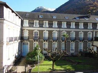 Rental Apartment Cauterets, 1 bedroom, 6 persons