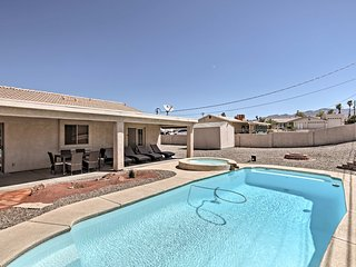NEW! Lake Havasu City House - 10 Mins. to Lake!