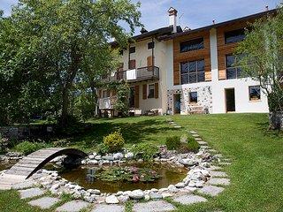Alpine country lodge 'L'altra strada'