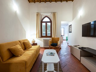 Gotica - Bright, cozy apartment with terrace in Florence
