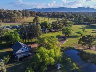 Greystone Estate (9 Bedrooms) - Pokolbin Hunter Valley