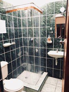 baños privados para cada habitación