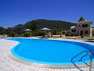 Liostasi Villa private luxurious villa with pool in Corfu sleeps 10-11