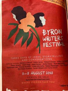 Writers Festival anyone?