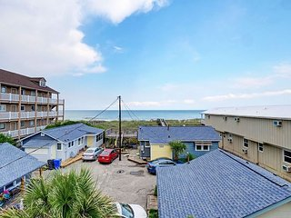 Sleeping Lady - The perfect ocean view duplex for your next beach vacation