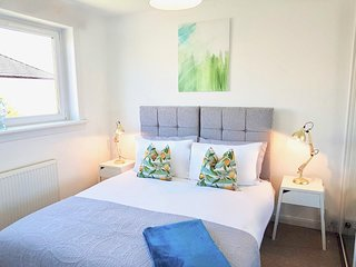 Abbot's Garden Residence - Serviced Accommodation in Coastal Town of Arbroath