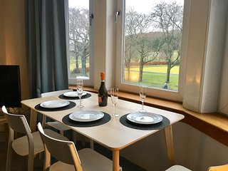 Bellahouston View Apartment - Bellahouston View Apartment,  overlooking Bellahou