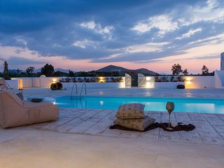 Naxian Lounge Estate | 2 Private Villas in Naxos