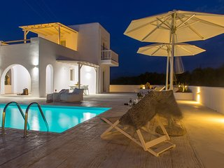 Naxian Lounge Villas | Villa III with private pool