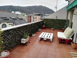 Apartamento con vistas al Castillo