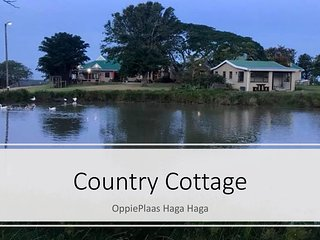 OppiePlaas Haga  Haga Country Cottage