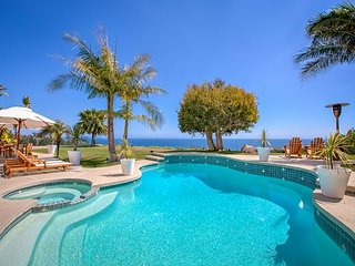 Cosmopolitan 3BR in Pacific Palisades w/ Stunning Ocean Vistas, Pool & Spa