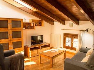 Apartamento El Jardín en pleno centro Teruel *****