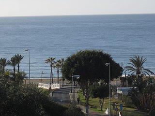 3 Bedroom House La Cala. Sea Views, Pools, 5min walk to all amenities, FREE WIFI