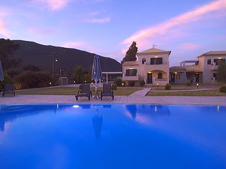 House Helios, Liostasi Villa affordable & luxurious with pool in Kanouli Corfu.