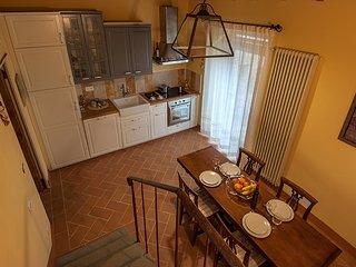 Appartamento Leonardo Fattoria de' Toscani di Starace Marialaura