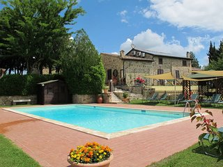 7 bedroom Villa in Sant'Antimo, Tuscany, Italy : ref 5634859