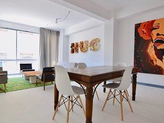 Designer loft in the heart of Athens