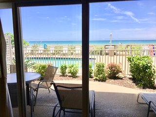 ~ The Beach on Longboat Key ~ * OCEAN FRONT DLX STUDIO  *