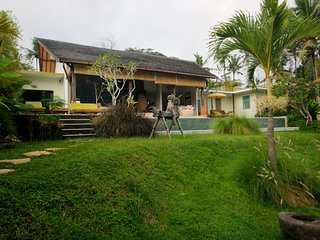 Cozy and Peaceful 4dr Villa Kolibri Ricefields view