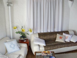 Wonderful typical Sardinian  apartment in front of the sea with a great balcony