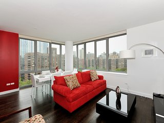 Luxurious Upper West Side two bed two bath apartment