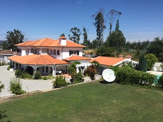 Villa in typical portuguese village location, peaceful and natural