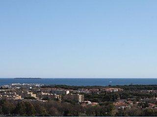 Vue panoramique sur mer, tres beau 2 pieces !