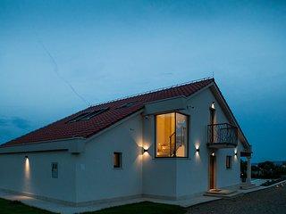 Modern villa with pool and sea view near Split - Villa Cvita****