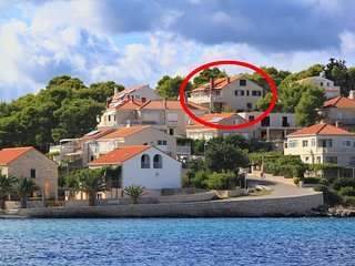 One bedroom apartment Lumbarda (Korcula) (A-9183-b)