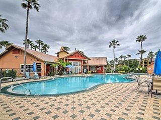 Disney Condo in Kissimmee w/ Hot Tub & Pool Access