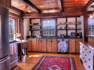 Gorgeous Renovated Carriage Barn in Stowe, Vermont