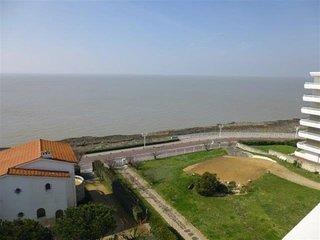 ROYAN Appartement  face à l'estuaire de la Gironde *** Meublé de Tourisme classé