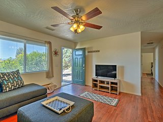 NEW! Rimrock Home w/ Mtn Views - Close to Sedona!