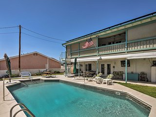 NEW! 'Havasu Down Under' Condo w/ Pool & Hot Tub!
