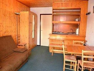appartement bien situé à proximité des pistes et des commerces