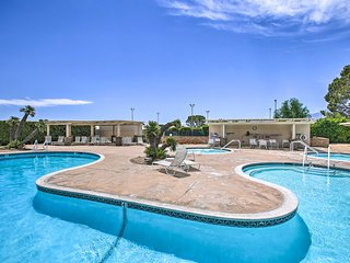 Desert Hot Springs Home By Spa, Golf Course & Park