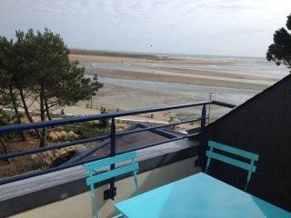 Appartement 2 pièces - 4 personnes - Superbe vue mer, à 50 m de la plage