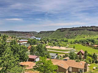 Ft. Collins Home w/Horsetooth Res & Mtn Views!