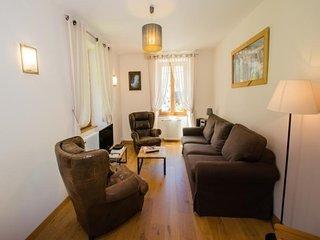 Bel appartement 4 pieces proche piste et centre de Chamonix