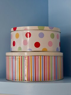 Somewhere to store your cakes and biscuits...