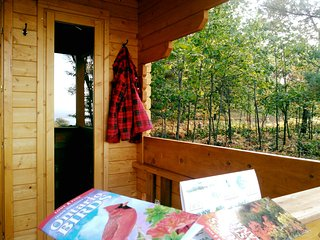 Algonquin Cabin-Gear and Bedding Packages incl. if you stay 4 nights or more!