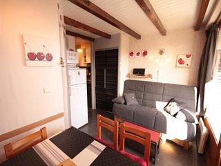 Les Saisies - Beau studio cabine 4 personnes
