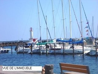 Rental Apartment Marseillan, 1 bedroom, 5 persons