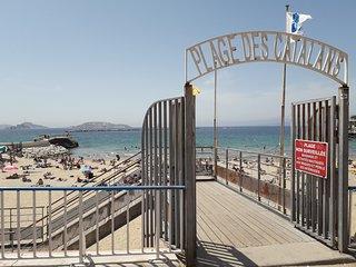 Appartement Marseille 7e - Plage les Catalans