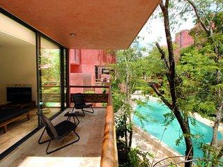 Amazing 2 Bedrooms Condo in the Heart of Tulum