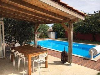Location de vacances avec piscine