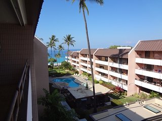 White Sands Beach Condo #322 - Top Floor - New Listing