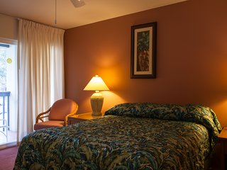 Tropical 1 Bedroom suite with 2 pools, 1 waterfall, 3 hot tubs & Free Parking