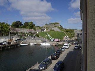 Port de plaisance et citadelle